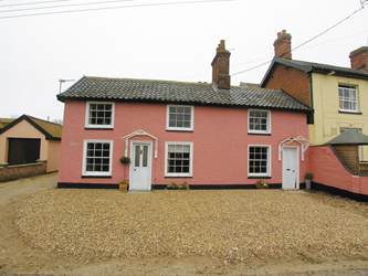 Rose Cottage, The Street, Weybread, Diss, IP21 5TL