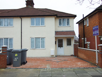 8 Chalfont Avenue, Wembley, Middlesex HA9 6NS