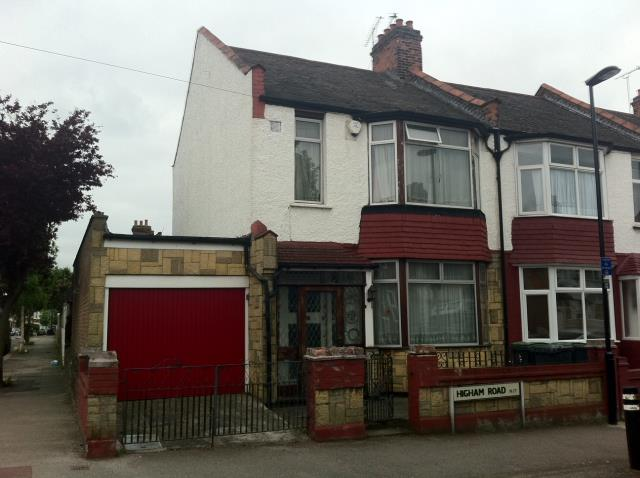 38 Higham Road, Tottenham, London