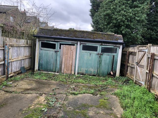 Garages No 1 And 2, Located Opposite 204 Pitshanger Lane, Ealing