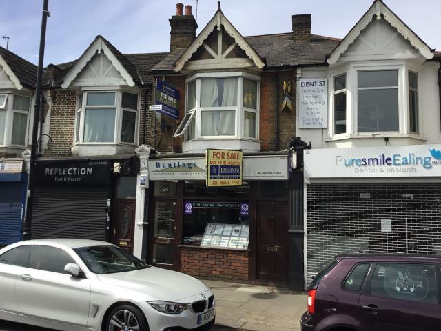 24 Northfield Avenue, Ealing, London