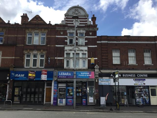 231 High Street, Acton, London