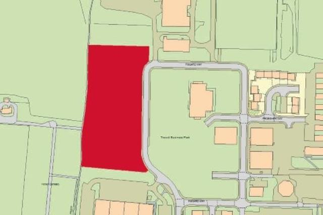 Land Fronting Fisgard Way, Trevol Business Park, Torpoint